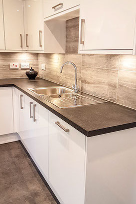 We work with designers to create your dream kitchen.